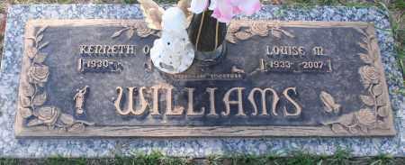 WILLIAMS, LOUISE M - Maricopa County, Arizona | LOUISE M WILLIAMS - Arizona Gravestone Photos