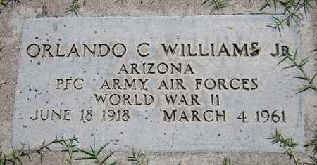 WILLIAMS, ORLANDO C., JR. - Maricopa County, Arizona   ORLANDO C., JR. WILLIAMS - Arizona Gravestone Photos
