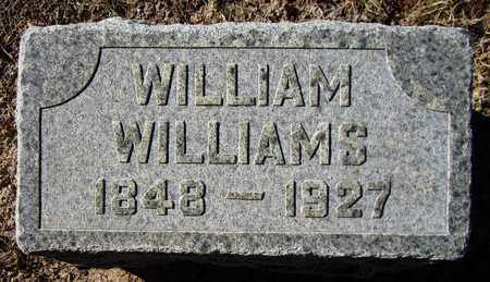 WILLIAMS, WILLIAM - Maricopa County, Arizona | WILLIAM WILLIAMS - Arizona Gravestone Photos