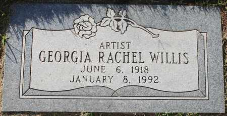 WILLIS, GEORGIA RACHEL - Maricopa County, Arizona | GEORGIA RACHEL WILLIS - Arizona Gravestone Photos