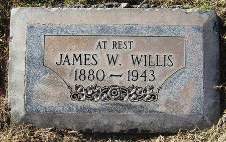 WILLIS, JAMES W. - Maricopa County, Arizona | JAMES W. WILLIS - Arizona Gravestone Photos