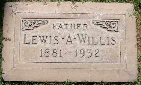 WILLIS, LEWIS A - Maricopa County, Arizona | LEWIS A WILLIS - Arizona Gravestone Photos