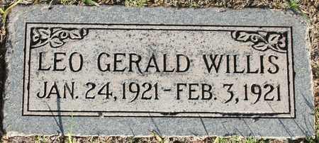 WILLIS, LEO GERALD - Maricopa County, Arizona | LEO GERALD WILLIS - Arizona Gravestone Photos