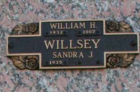 WILLSEY, WILLIAM H - Maricopa County, Arizona | WILLIAM H WILLSEY - Arizona Gravestone Photos