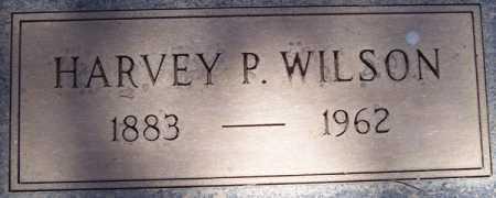 WILSON, HARVEY P. - Maricopa County, Arizona | HARVEY P. WILSON - Arizona Gravestone Photos