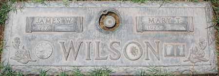 WILSON, JAMES W. - Maricopa County, Arizona | JAMES W. WILSON - Arizona Gravestone Photos