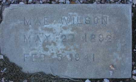 WILSON, MAE - Maricopa County, Arizona | MAE WILSON - Arizona Gravestone Photos