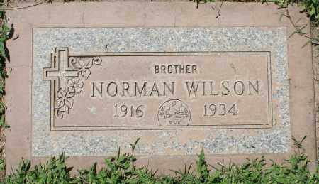 WILSON, NORMAN - Maricopa County, Arizona | NORMAN WILSON - Arizona Gravestone Photos