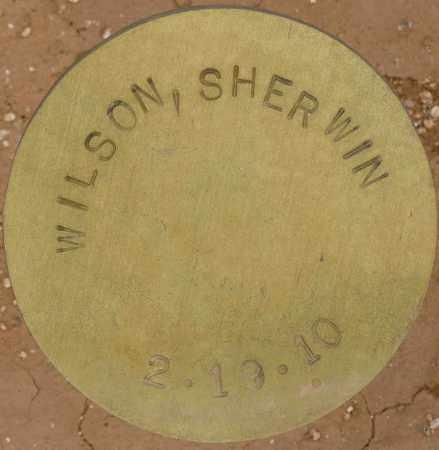 WILSON, SHERWIN - Maricopa County, Arizona | SHERWIN WILSON - Arizona Gravestone Photos
