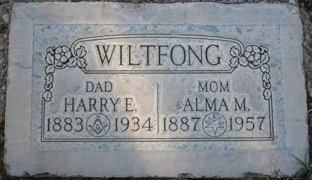 PETERSEN WILTFONG, ALMA MARGARET - Maricopa County, Arizona | ALMA MARGARET PETERSEN WILTFONG - Arizona Gravestone Photos