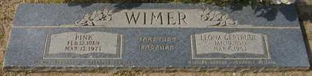 WIMER, PINK - Maricopa County, Arizona | PINK WIMER - Arizona Gravestone Photos