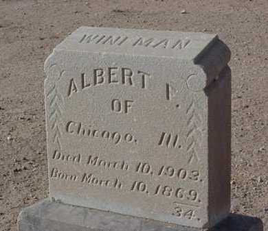 WINEMAN, ALBERT F. DR. - Maricopa County, Arizona | ALBERT F. DR. WINEMAN - Arizona Gravestone Photos