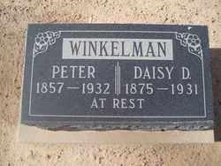 BATES WINKELMAN, DAISY D. - Maricopa County, Arizona | DAISY D. BATES WINKELMAN - Arizona Gravestone Photos
