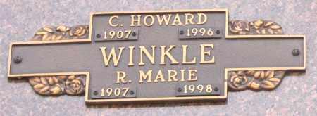 WINKLE, C. HOWARD - Maricopa County, Arizona | C. HOWARD WINKLE - Arizona Gravestone Photos