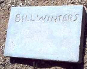 WINTERS, BILL - Maricopa County, Arizona | BILL WINTERS - Arizona Gravestone Photos