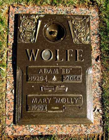 WOLFE, ADAM - Maricopa County, Arizona | ADAM WOLFE - Arizona Gravestone Photos