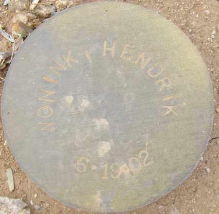 WONINK, HENDRIK - Maricopa County, Arizona   HENDRIK WONINK - Arizona Gravestone Photos