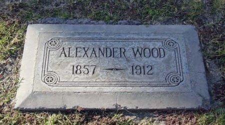 WOOD, ALEXANDER - Maricopa County, Arizona | ALEXANDER WOOD - Arizona Gravestone Photos