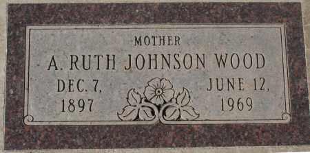 WOOD, A. RUTH - Maricopa County, Arizona | A. RUTH WOOD - Arizona Gravestone Photos