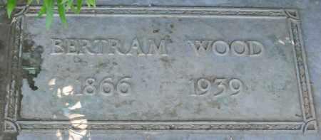 WOOD, BERTRAM - Maricopa County, Arizona | BERTRAM WOOD - Arizona Gravestone Photos