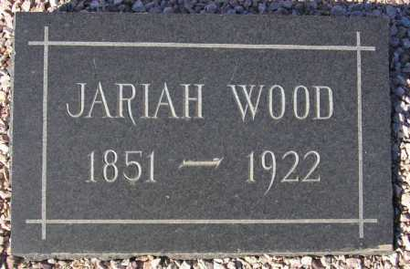 WOOD, JARIAH - Maricopa County, Arizona | JARIAH WOOD - Arizona Gravestone Photos