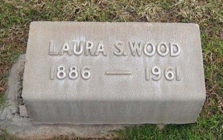 WOOD, LAURA - Maricopa County, Arizona | LAURA WOOD - Arizona Gravestone Photos