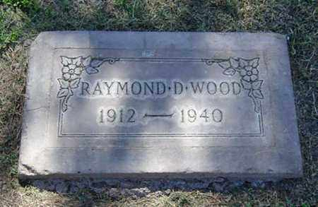 WOOD, RAYMOND D. - Maricopa County, Arizona | RAYMOND D. WOOD - Arizona Gravestone Photos