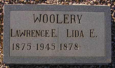 SCOGGAN WOOLERY, LIDA E. - Maricopa County, Arizona   LIDA E. SCOGGAN WOOLERY - Arizona Gravestone Photos
