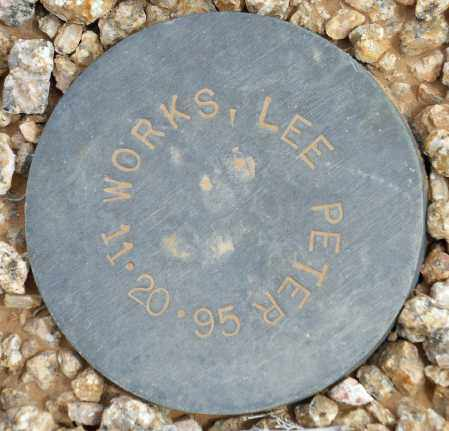 WORKS, LEE PETER - Maricopa County, Arizona | LEE PETER WORKS - Arizona Gravestone Photos