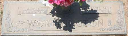 WORTHINGTON, MARVEL M. - Maricopa County, Arizona | MARVEL M. WORTHINGTON - Arizona Gravestone Photos