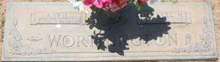 WORTHINGTON, ABE L. - Maricopa County, Arizona | ABE L. WORTHINGTON - Arizona Gravestone Photos