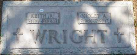 WRIGHT, KEITH R. - Maricopa County, Arizona   KEITH R. WRIGHT - Arizona Gravestone Photos