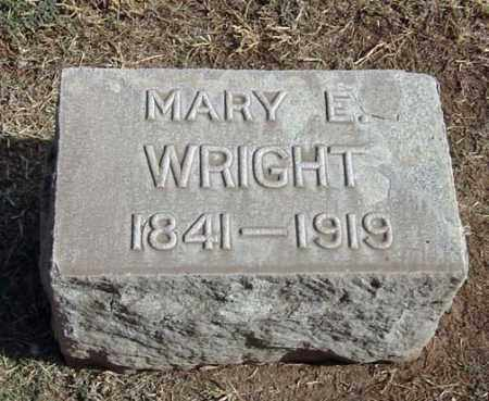 COUGHRAN WRIGHT, MARY ELIZABETH - Maricopa County, Arizona | MARY ELIZABETH COUGHRAN WRIGHT - Arizona Gravestone Photos