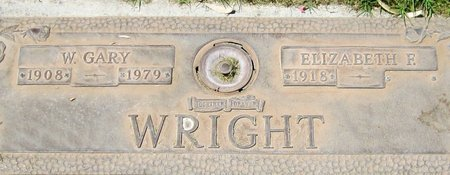 WRIGHT, W. GARY - Maricopa County, Arizona   W. GARY WRIGHT - Arizona Gravestone Photos