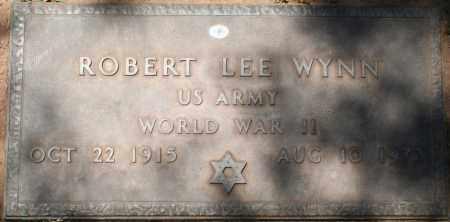 WYNN, ROBERT LEE - Maricopa County, Arizona | ROBERT LEE WYNN - Arizona Gravestone Photos