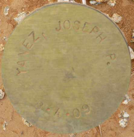 YANEZ, JOSEPH P. - Maricopa County, Arizona | JOSEPH P. YANEZ - Arizona Gravestone Photos
