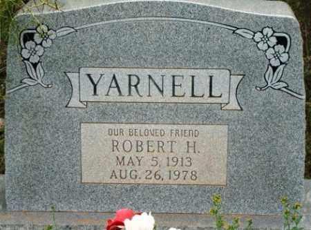 YARNELL, ROBERT HARRISON - Maricopa County, Arizona   ROBERT HARRISON YARNELL - Arizona Gravestone Photos