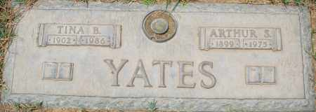 YATES, TINA B. - Maricopa County, Arizona | TINA B. YATES - Arizona Gravestone Photos