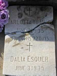 ESQUER, DALIA - Maricopa County, Arizona | DALIA ESQUER - Arizona Gravestone Photos