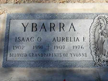 YBARRA, AURELIA - Maricopa County, Arizona | AURELIA YBARRA - Arizona Gravestone Photos