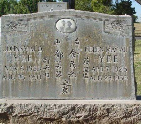 YEE, HELEN MAY - Maricopa County, Arizona | HELEN MAY YEE - Arizona Gravestone Photos