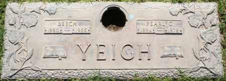 YEIGH, BEECH - Maricopa County, Arizona | BEECH YEIGH - Arizona Gravestone Photos