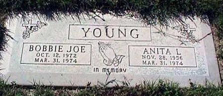 YOUNG, ANITA - Maricopa County, Arizona | ANITA YOUNG - Arizona Gravestone Photos
