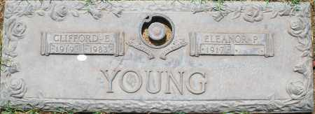 YOUNG, ELEANOR P. - Maricopa County, Arizona   ELEANOR P. YOUNG - Arizona Gravestone Photos