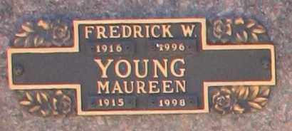 YOUNG, MAUREEN - Maricopa County, Arizona | MAUREEN YOUNG - Arizona Gravestone Photos