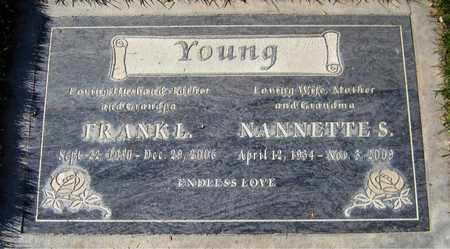 YOUNG, FRANK L. - Maricopa County, Arizona | FRANK L. YOUNG - Arizona Gravestone Photos