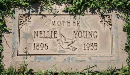 YOUNG, NELLIE - Maricopa County, Arizona   NELLIE YOUNG - Arizona Gravestone Photos
