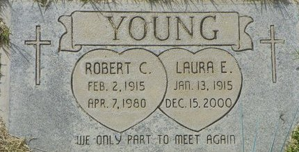 YOUNG, ROBERT C - Maricopa County, Arizona | ROBERT C YOUNG - Arizona Gravestone Photos