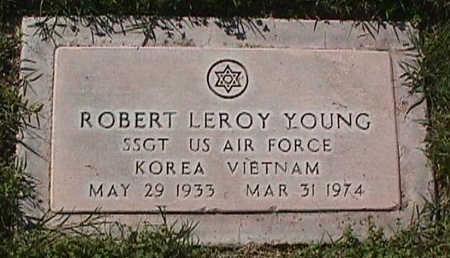 YOUNG, ROBERT LEROY - Maricopa County, Arizona | ROBERT LEROY YOUNG - Arizona Gravestone Photos