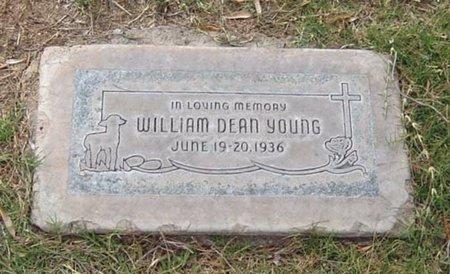 YOUNG, WILLIAM DEAN - Maricopa County, Arizona   WILLIAM DEAN YOUNG - Arizona Gravestone Photos